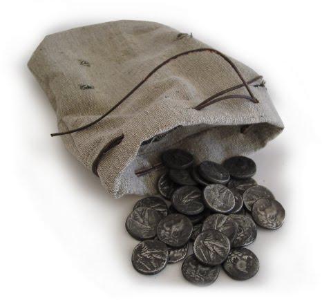 A Trivial Devotion: The Cost of Treachery (Genesis 37:28)