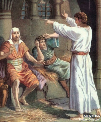 Free Christian Church of Connecticut: Joseph's Dream Interpretation Genesis 40