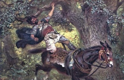 An encounter with Yeshua: Absalom's death: a Phyrric victory for King David
