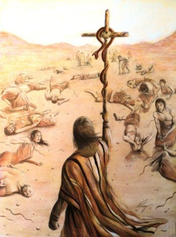 Why is Jesus compared to a snake in the book of John? — Hope Radio KCMI 97.1 | Cross Times Newspaper | Cross Reference Library